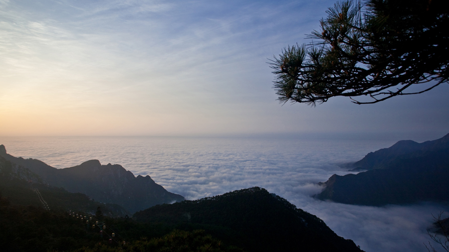 Mt. Lushan, JiangXi, China